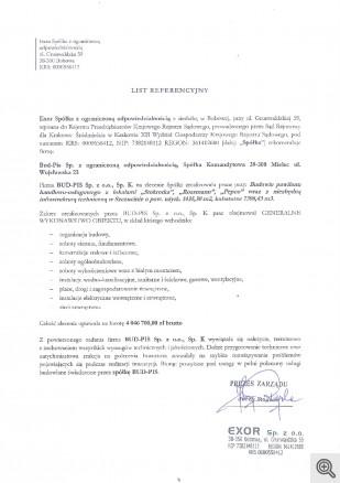 szczucin exor list referencyjny dla bud pis1 36e1a